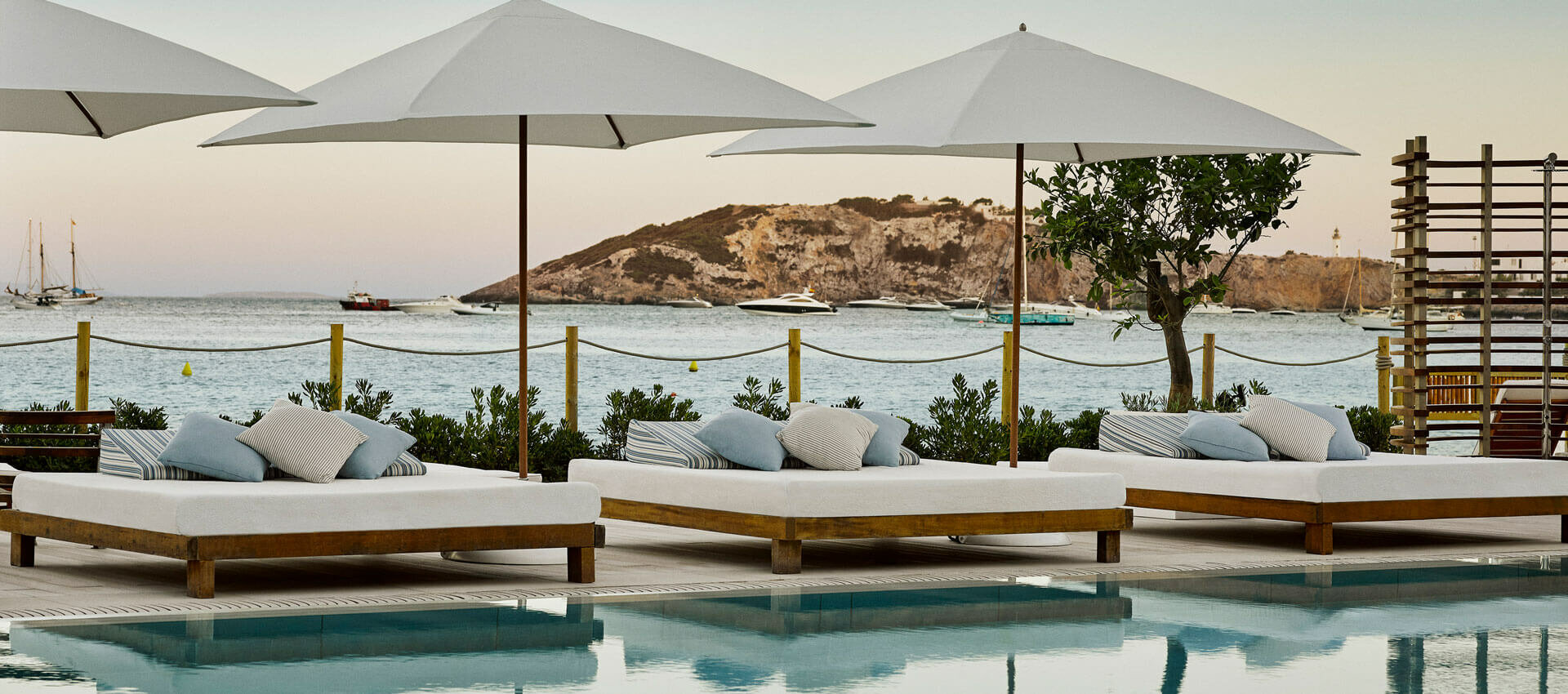 Nobu Hotel Ibiza Bay piscine