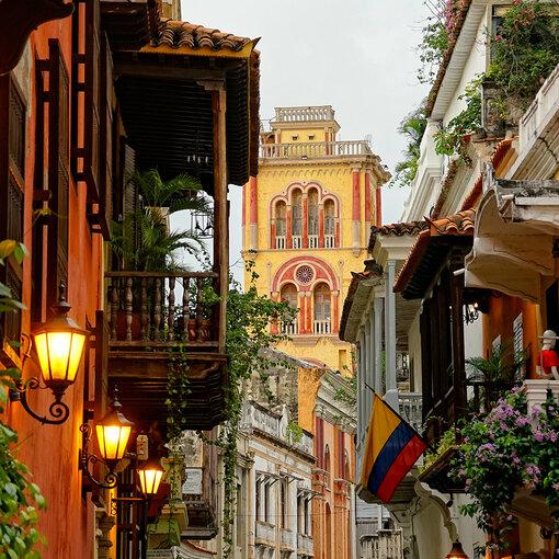 Colombie, le réveil des sens