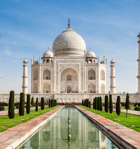 Inde du Nord, l'essence des villes impériales
