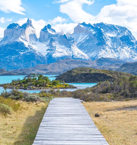 Du Nord au Sud, splendeurs du Chili