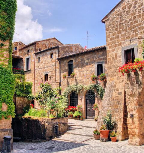 Road trip entre demeures et vignobles Toscans