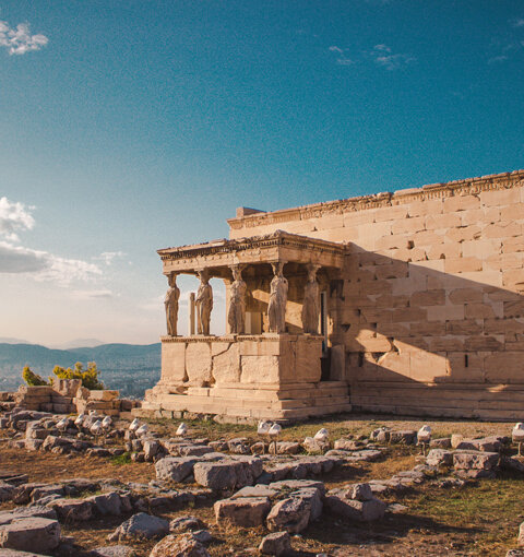 Beauté intemporelle en Grèce continentale