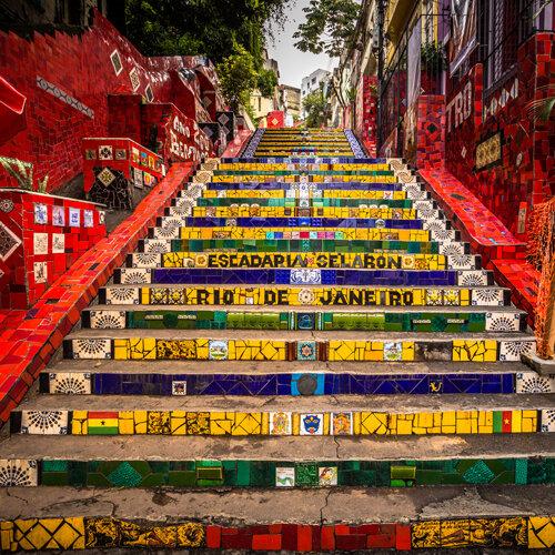 Magie urbaine et grands espaces au Brésil