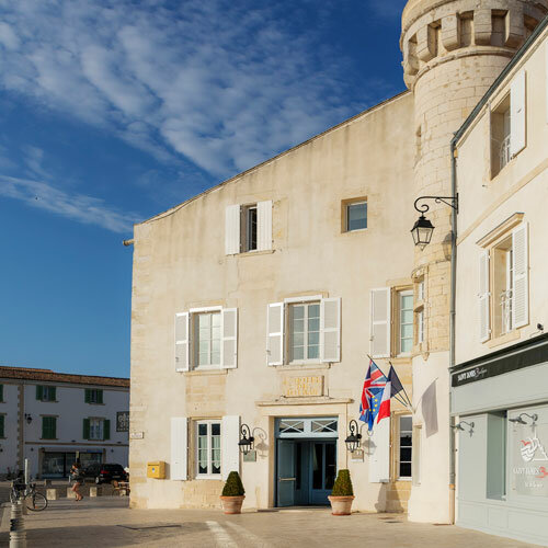 L'Hôtel de Toiras et La Villa Clarisse