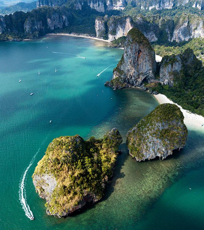 Désir d'une île