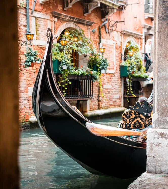 Venise hors des canaux battus