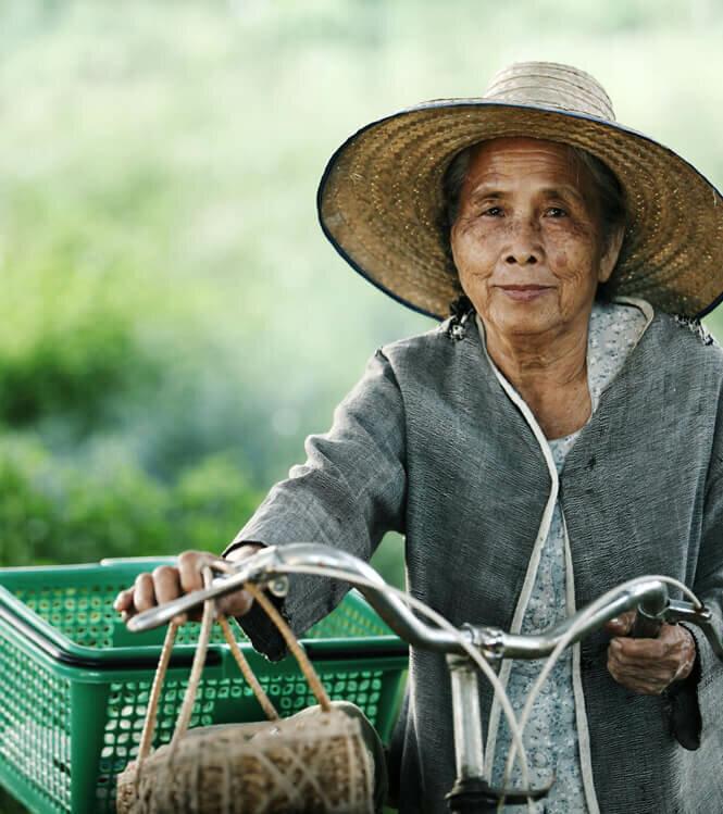 Dans la peau d'un villageois Japonais