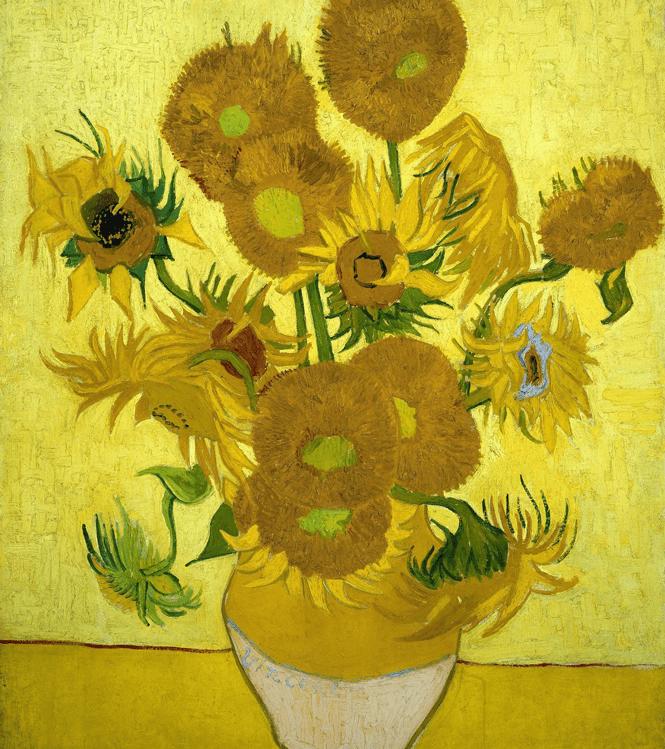 Sur les pas de Cézanne et Van Gogh