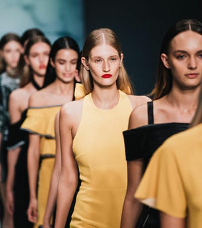 Insider à la  Fashion week