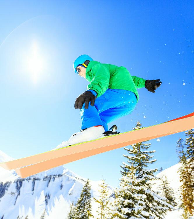 Aventure au sommet avec un médaillé olympique