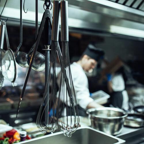 Dans les cuisines d'Ignasi